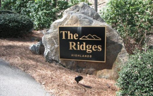 The Ridges of Highlands