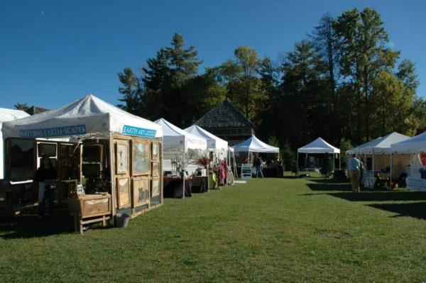 Art Tents